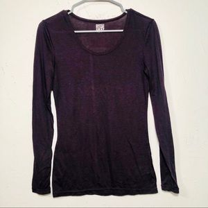 Plum Weatherproof Long Sleeve